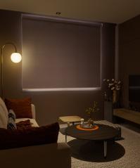 Krem Blackout Focus Güneş Geçirmeyen Karartma Blackout Stor Perde